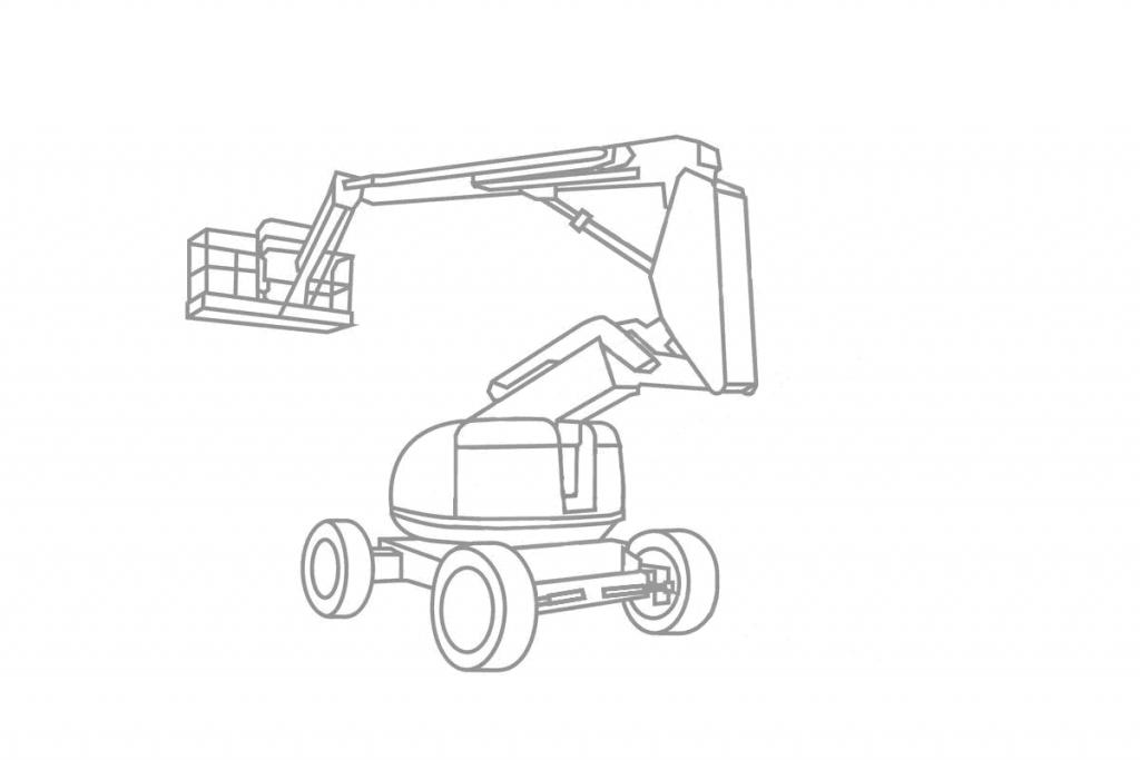 aerial-work-platform-Hubarbeitsbhne